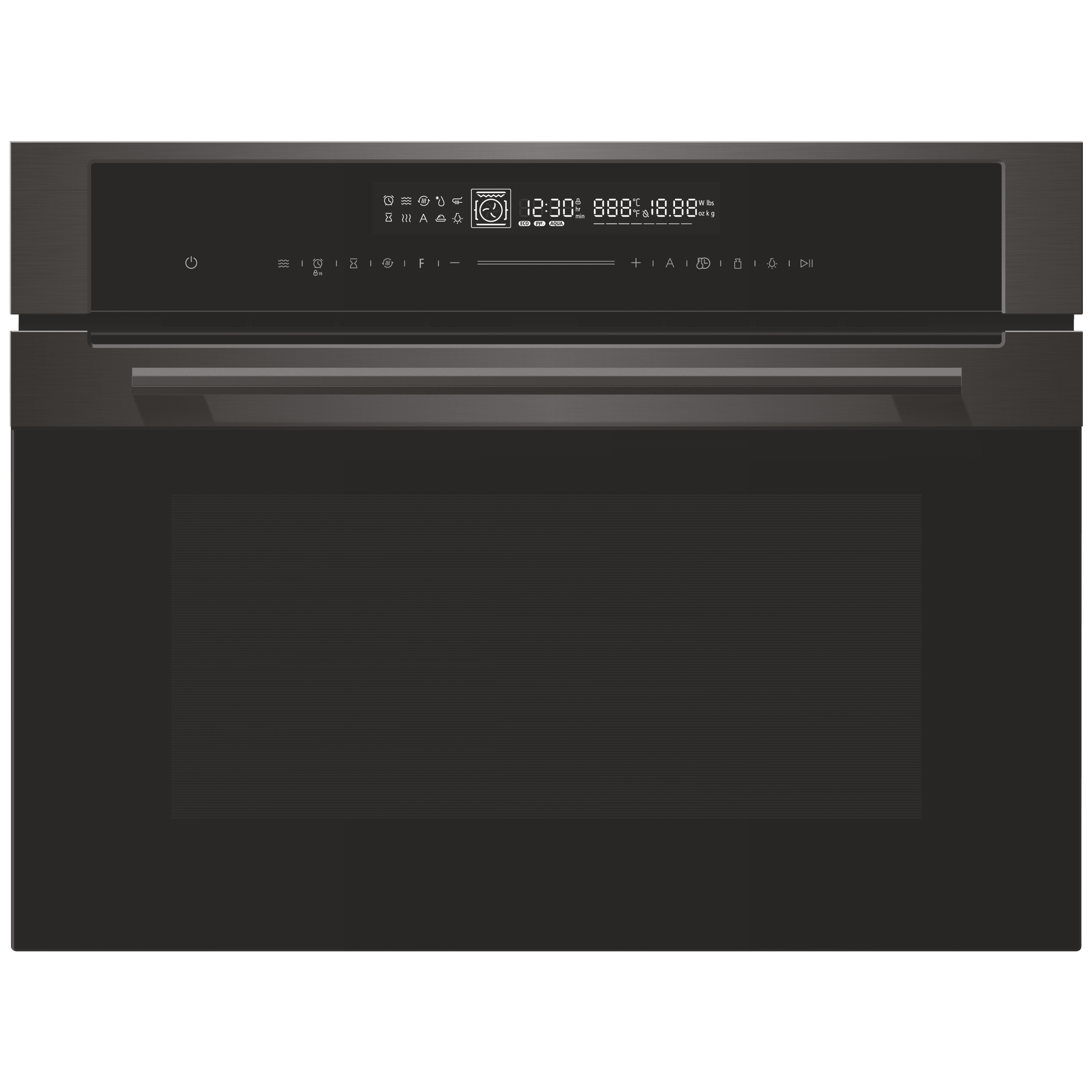 Elica EPBI Combo 50 Litres Built-in Oven (9 Cooking Modes, Black)