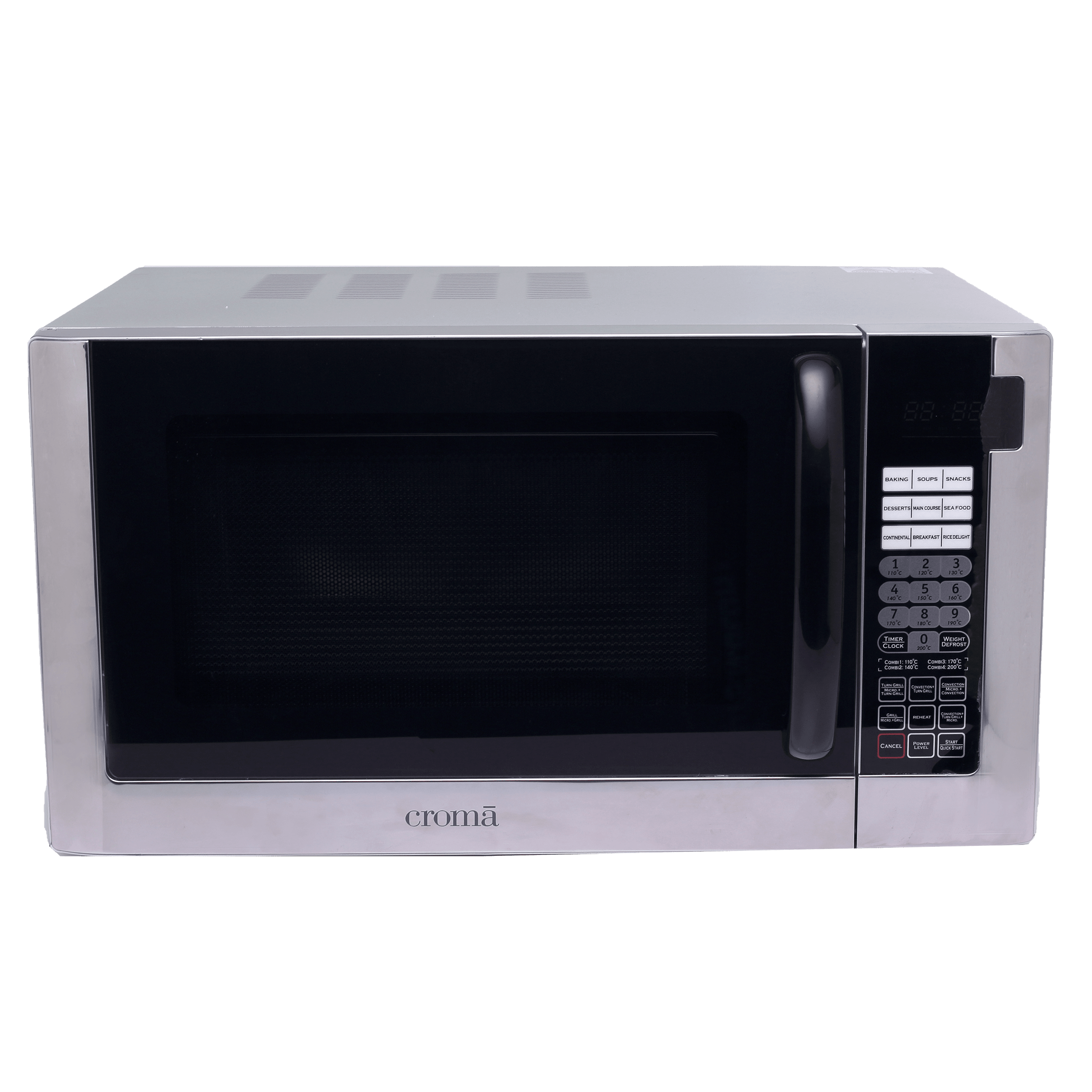 Croma CRAM0192 30 Litres Convection Microwave Oven (Black)