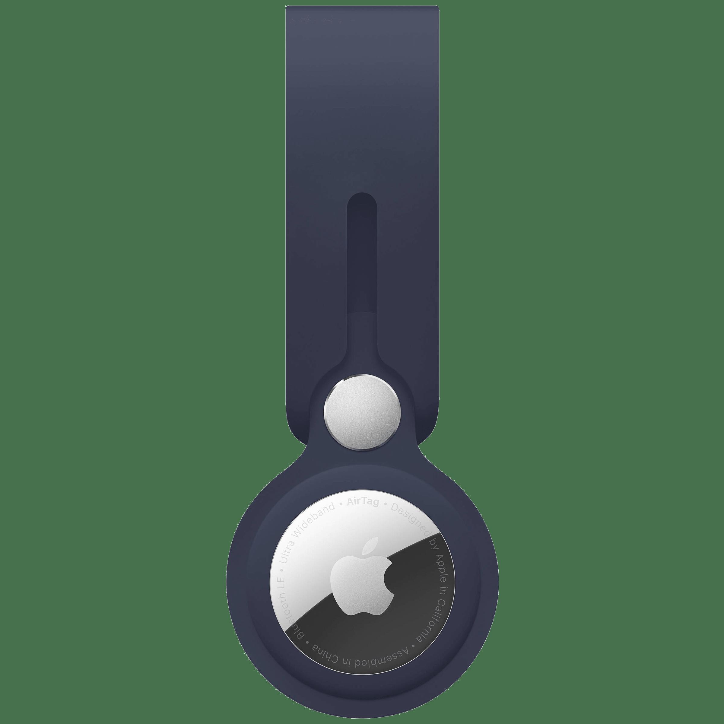 Apple AirTag Loop (Lightweight and Durable, MHJ03ZM/A, Deep Navy)