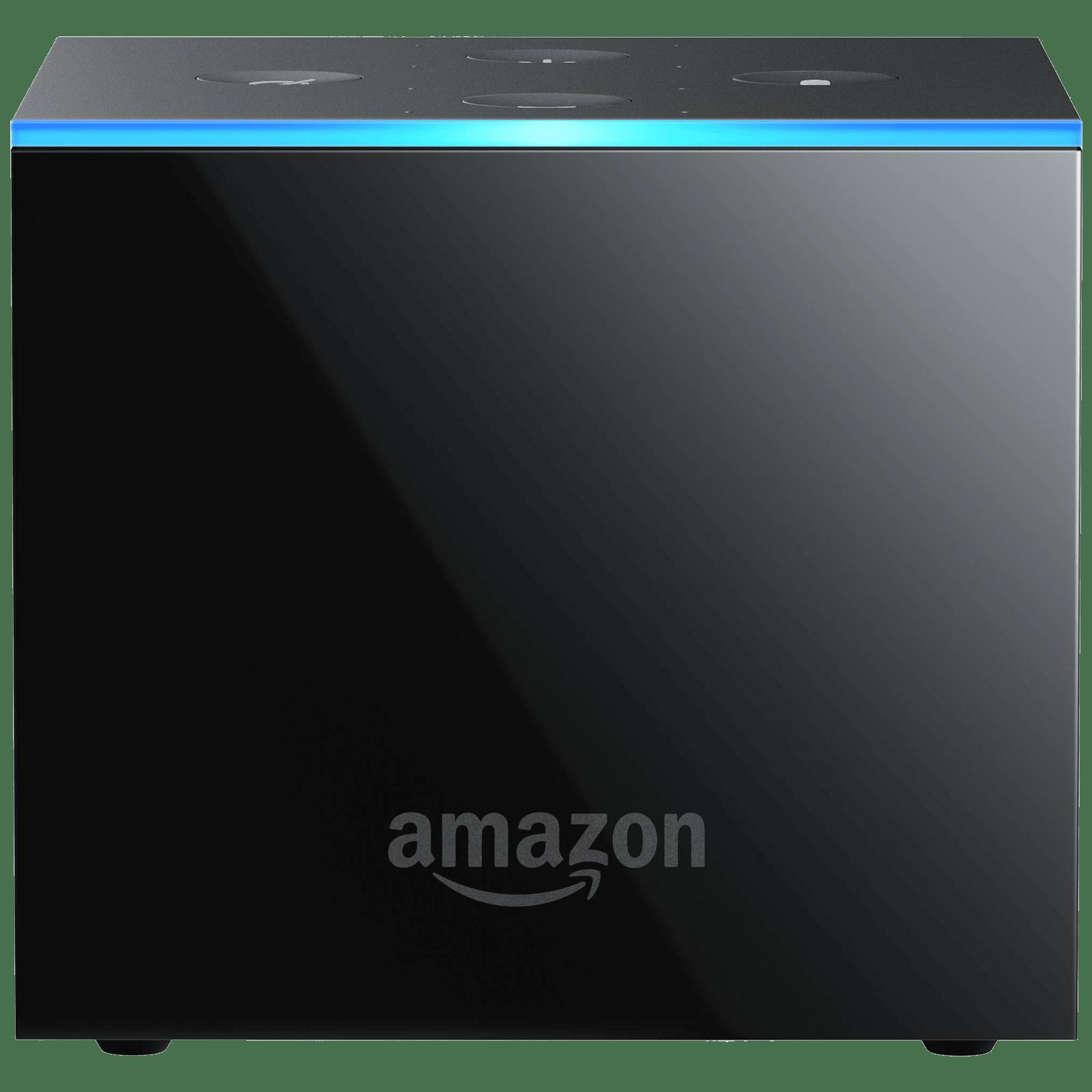 Amazon Fire TV Cube with Alexa Voice Remote (Hexa-Core Processor, B083VWSQJC, Black)