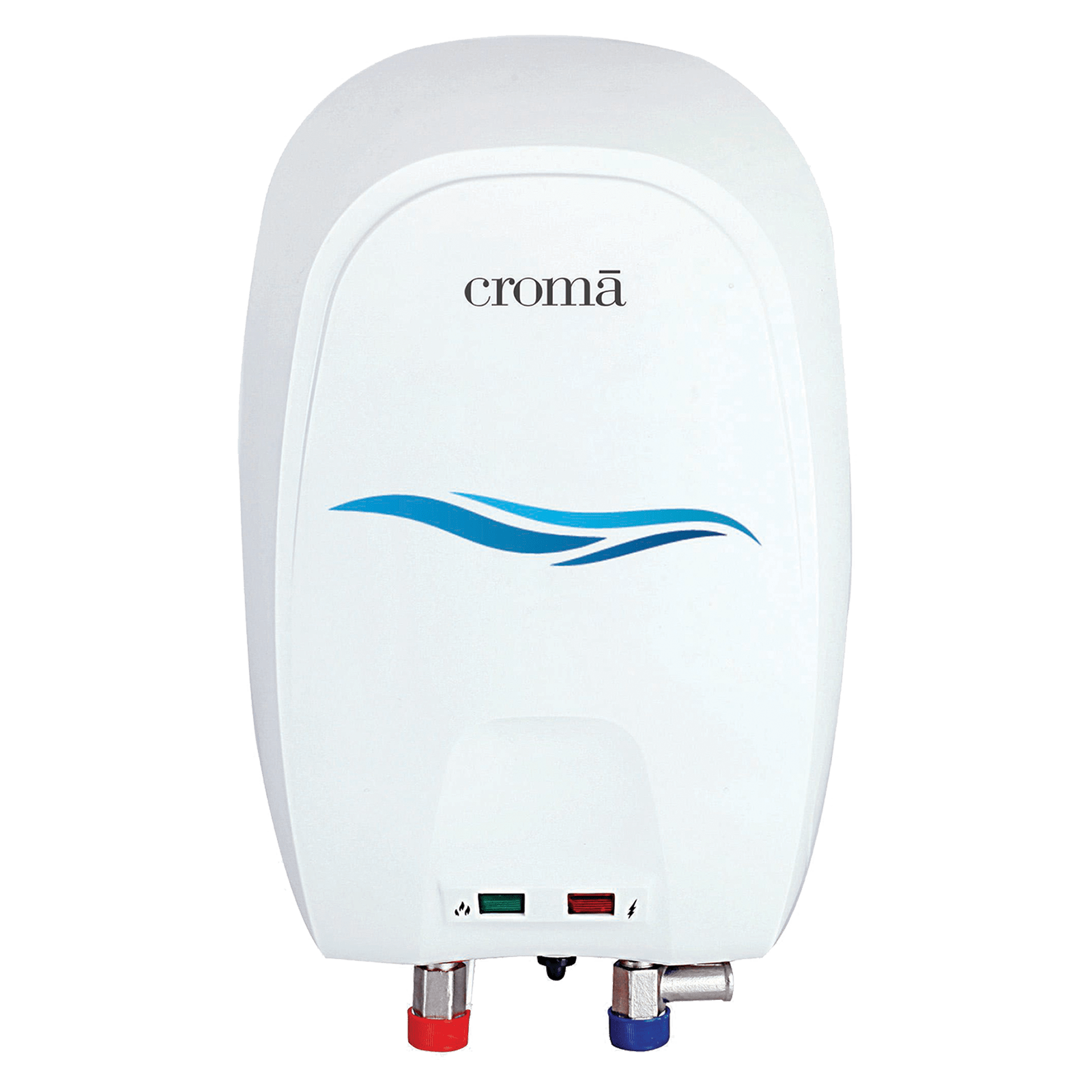 Croma 3 Litres Instant Water Geyser (3000 Watts, CRAG8001, White)