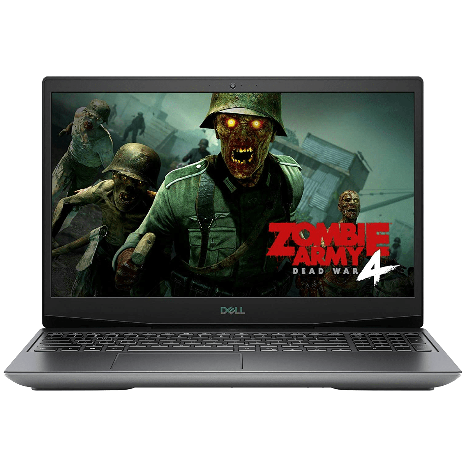 Dell Inspiron G5 SE 5505 (D560243HIN9S) Ryzen 5 Windows 10 Home Gaming Laptop (8GB RAM, 512GB SSD, AMD Radeon RX 5600M + 6GB Graphics, MS Office, 39.62cm, Silver)