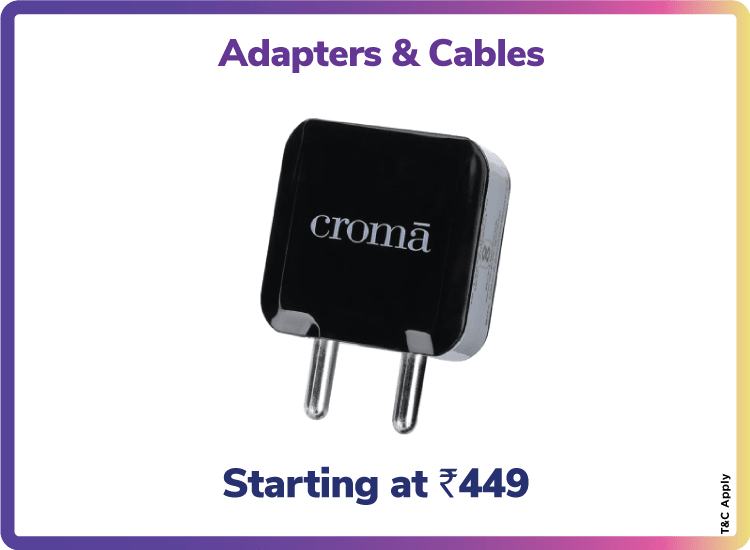 Adapters & Cable