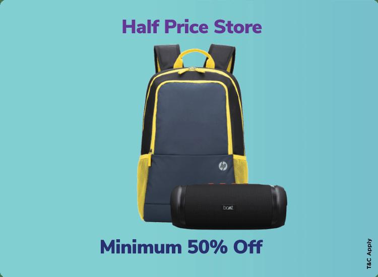 Half Price Store