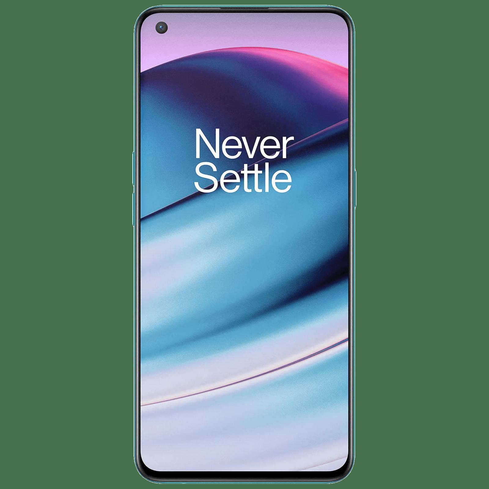 OnePlus Nord CE 5G (128GB ROM, 8GB RAM, Blue Void)
