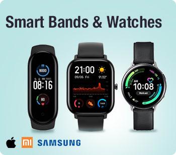 Samsung Smart Bands & Watches