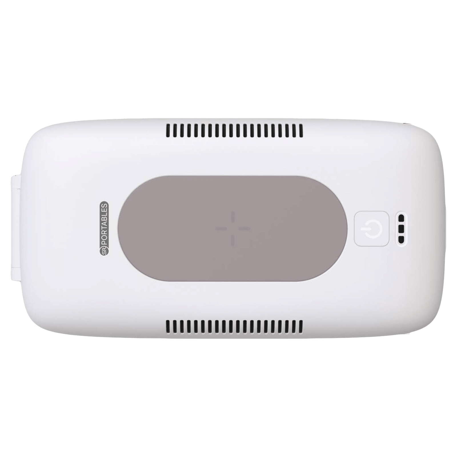 SR Portables Electric LED Device Disinfector (Disinfects Up To 99.99%, SRUVDBWC, White)