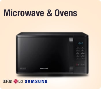 Microwave & Ovens