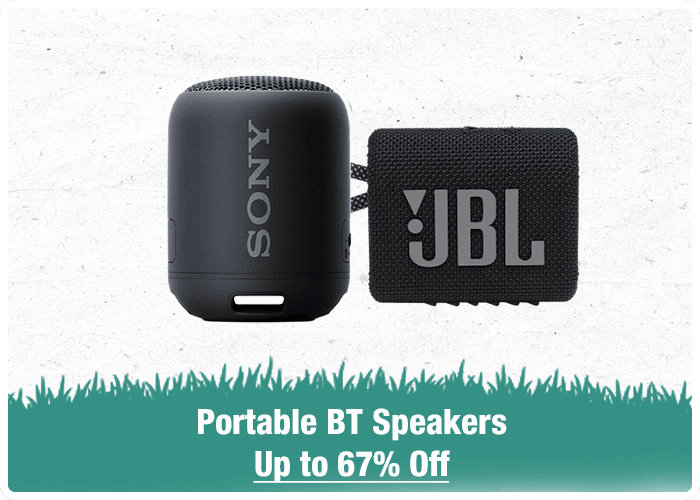 Portable BT Speakers