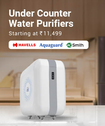 Under Counter Water Purifiers