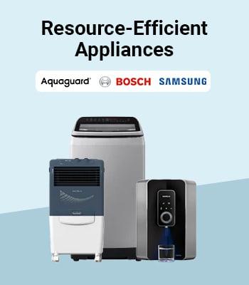 Resource-Effecient Appliances