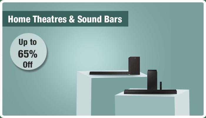 Home Theatres & Sound Bars