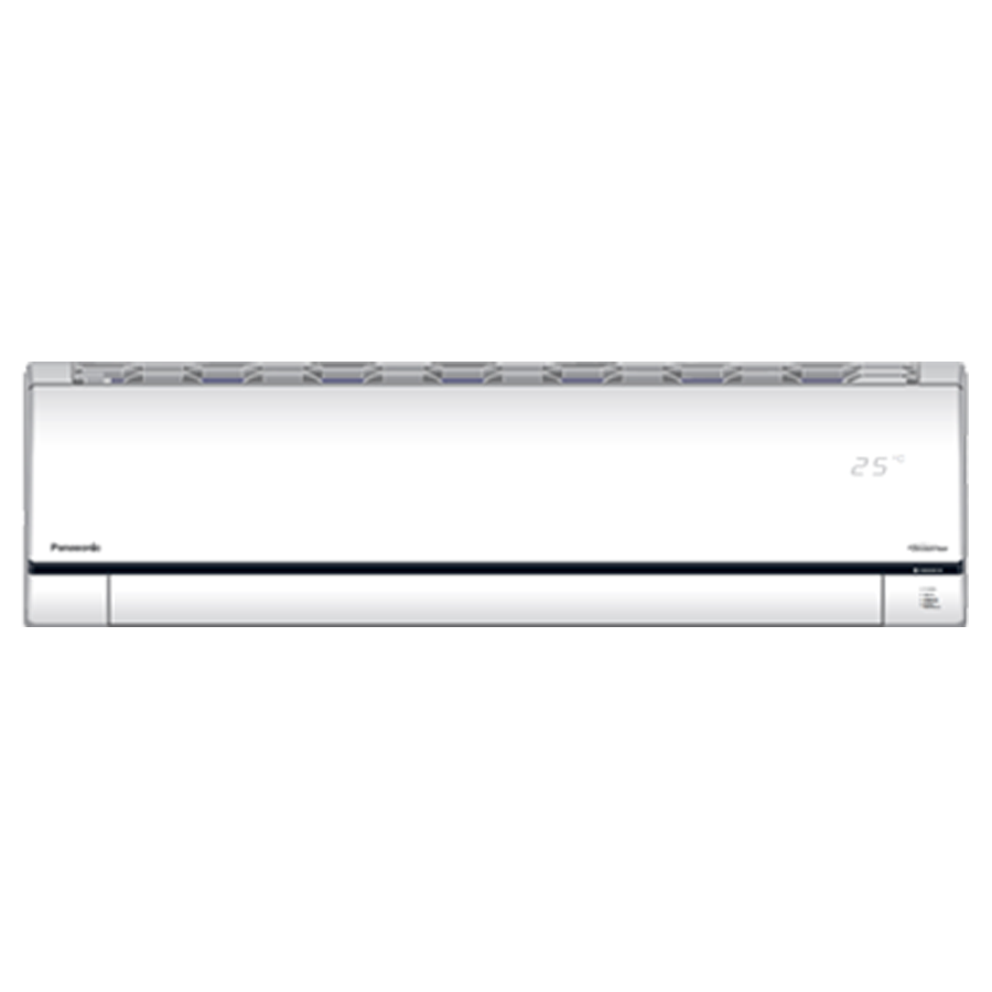 Panasonic 1 Ton 5 Star Inverter Split AC (Air Purification Function, Copper Condenser, XS12VKYF, White)_1