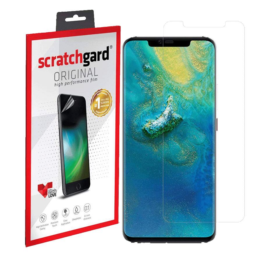 Scratchgard Kurve Primo 3D Screen Protector for Huawei Mate 20 Pro (Transparent)_1