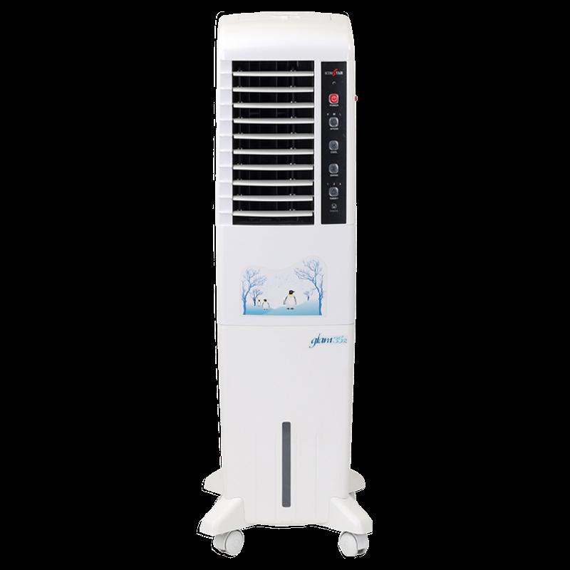 Kenstar 35 litres Tower Air Cooler (CL-KCT3RF4H-ECT, White)_1