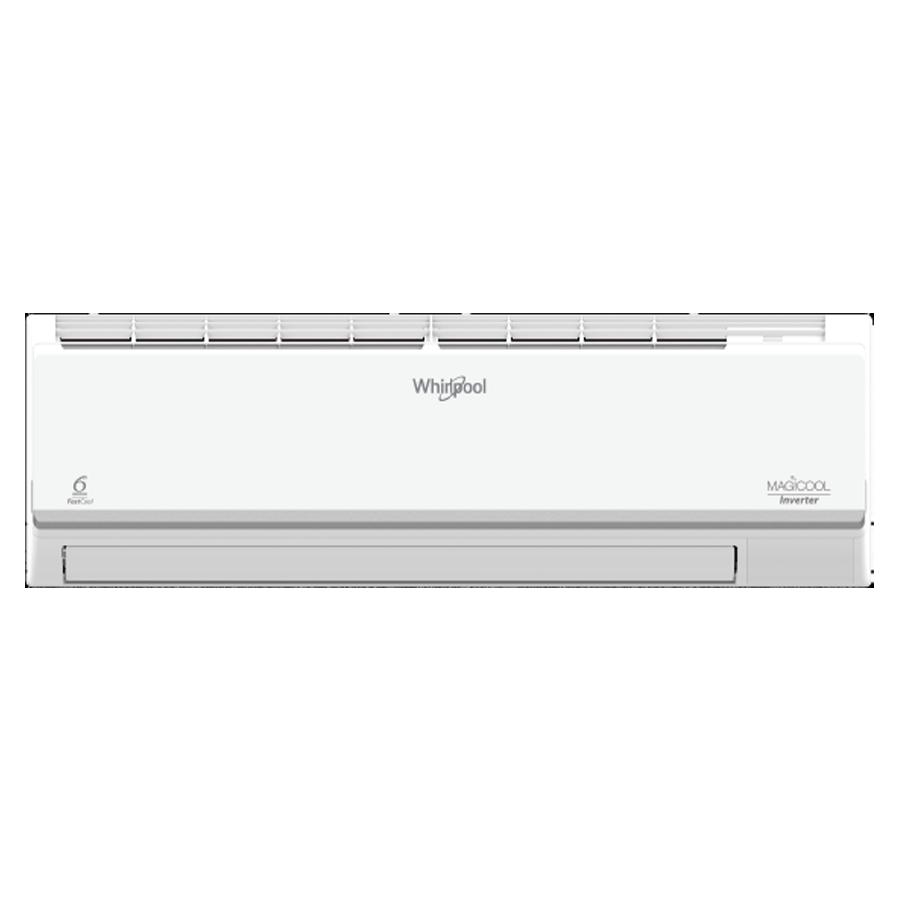Whirlpool 1.5 Ton 5 Star Inverter Split AC (Magic Cool Pro SAI18B59MC0, Copper Condenser, White)_1
