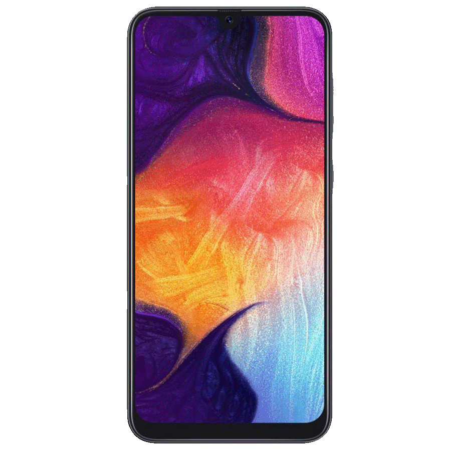 Samsung Galaxy A50 (Black, 64 GB, 4 GB RAM)_1