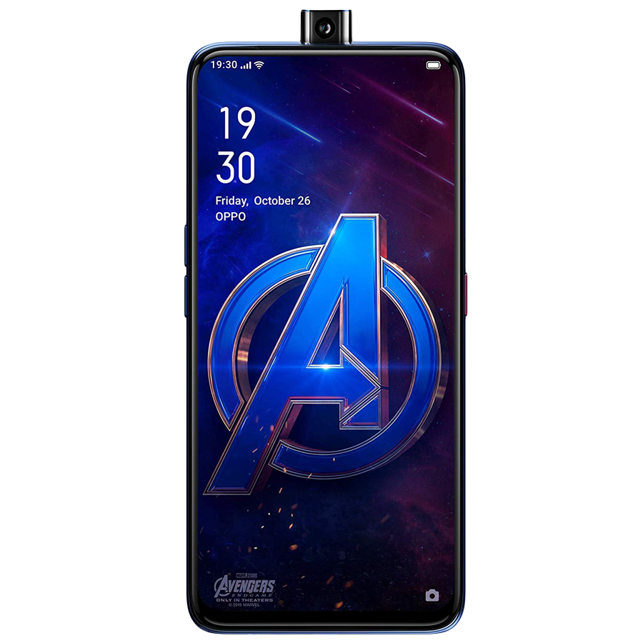 OPPO F11 Pro Avengers Edition (Space Blue, 128 GB, 6 GB RAM)_1