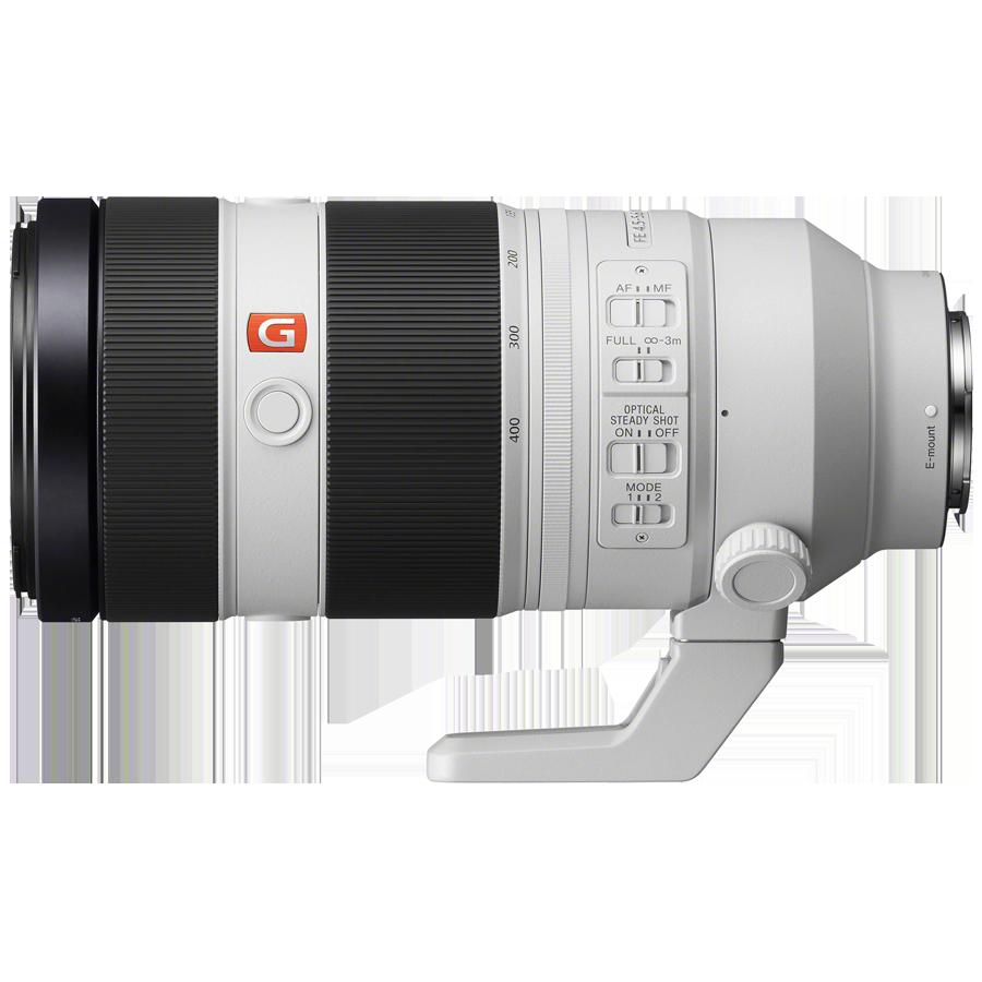 Sony Super Telephoto Zoom 100-400 mm F4.5-F5.6 G Master Lens (SEL100400GM SYX, Black)_1