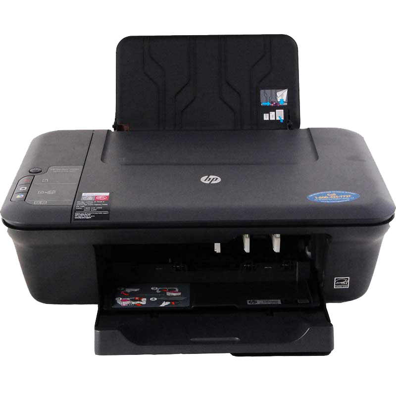Buy Hp Deskjet All In One Inkjet Printer 2050 Black Online Croma