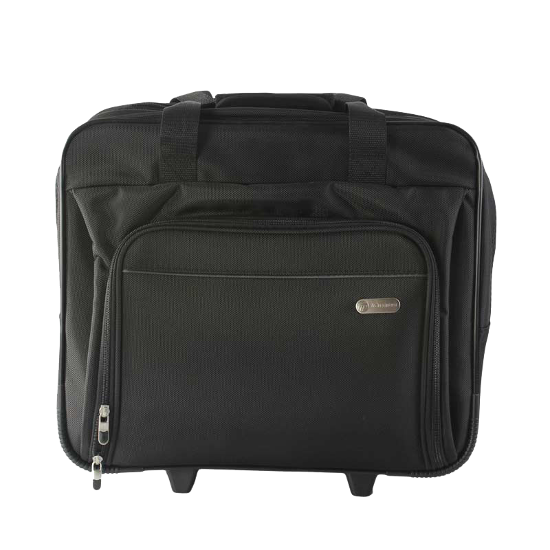 Targus 16 inch Laptop Trolley Bag (TBR003US/034AP, Black)_1