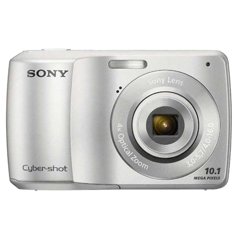 Sony 10.1 MP Point & Shoot Camera (DSC-S3000, Silver)_1