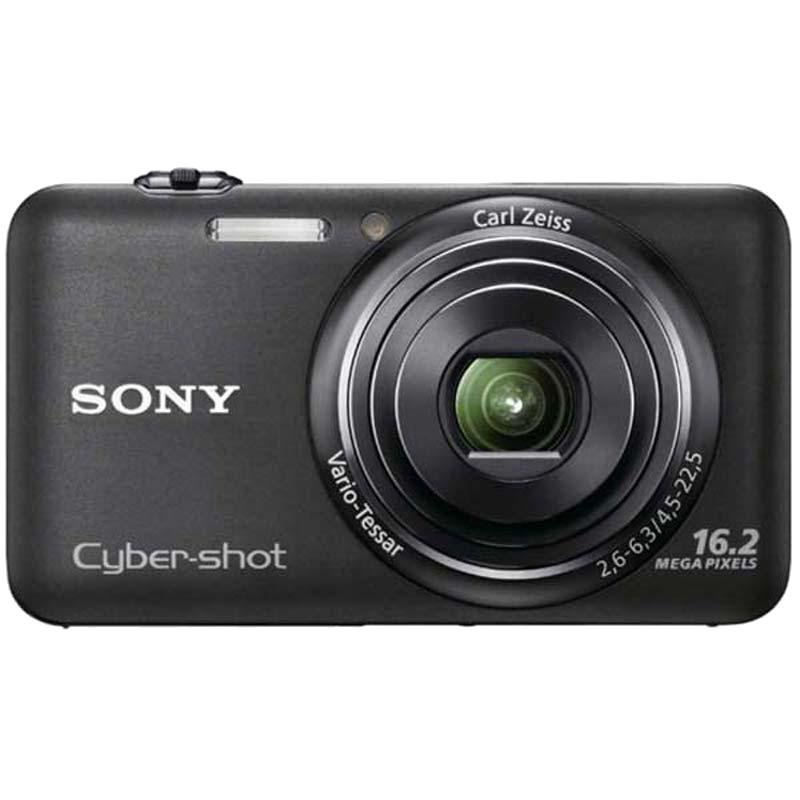 Sony Cyber Shot 16.2 MP Point & Shoot Camera (DSC-WX7, Black)_1