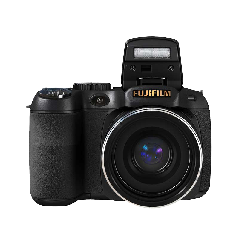 Fujifilm FinePix 14 MP Point & Shoot Camera (S2950, Black)_1