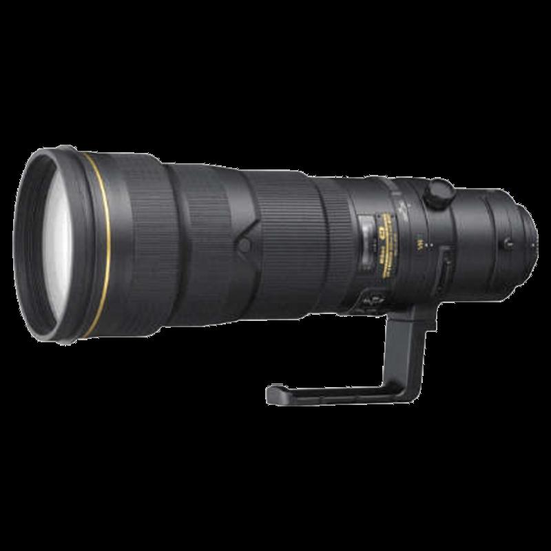 Nikon 500 mm F4-F22 VR Zoom ED Lens (JAA529DA, Black)_1