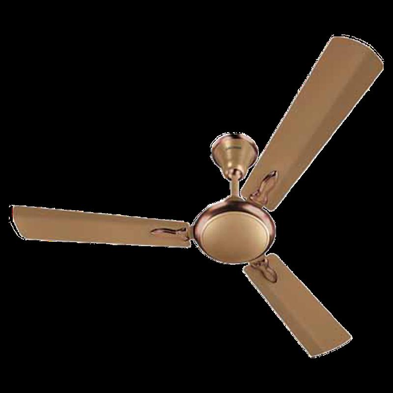 Anchor XL 120cm Sweep 3 Blade Ceiling Fan (Powerful Motor, 13401PGC, Ivory)_1