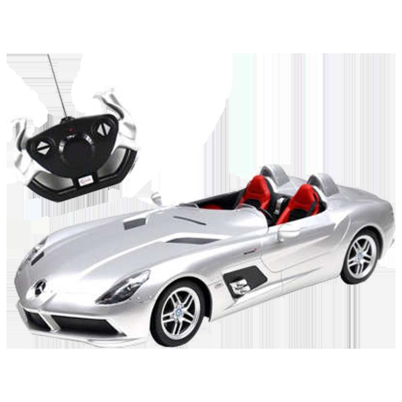 Rastar Mercedes 1:12 Benz Remote Controlled Car (SW-354, Silver)_1