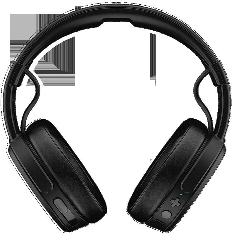 Skullcandy Crusher Over Ear Bluetooth Headphones (Black)_1