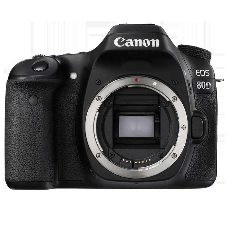 Canon 18 MP DSLR Camera (Body Only) (EOS 80D, Black)_1