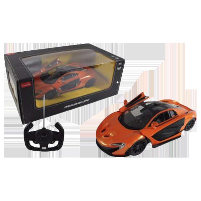 Rastar McLaren P1 1:14 Remote Controlled Car (SW-582, Orange)_1