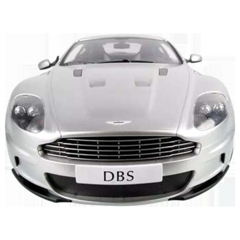 Rastar Aston Martin DBS 1:24 Remote Controlled Car (SW-407, Silver)_1