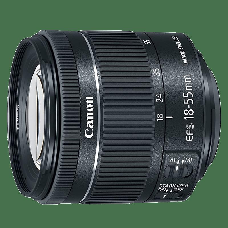 Canon EF S 18-55 mm F4-F5.6 IS STM Lens (Black)_1