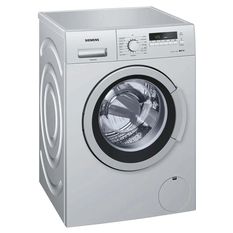 Siemens 7kg WM12K269IN Front Loading Washing Machine (Silver)_1