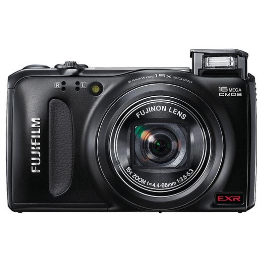Fujifilm FinePix 16 MP Point & Shoot Camera (F500EXR, Black)_1