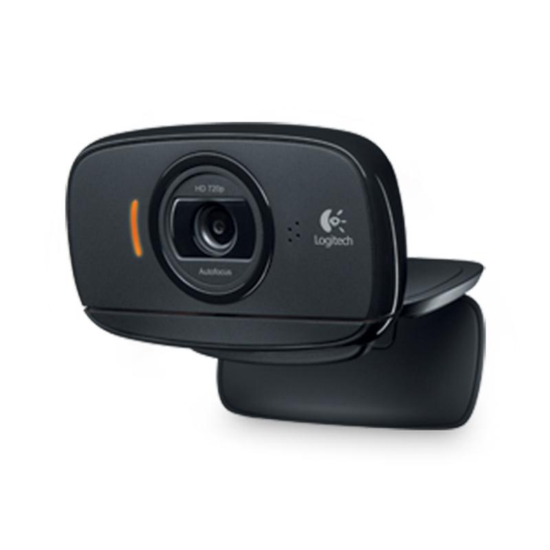 Logitech C525 8 Megapixels Wired USB Webcam (Black)_1