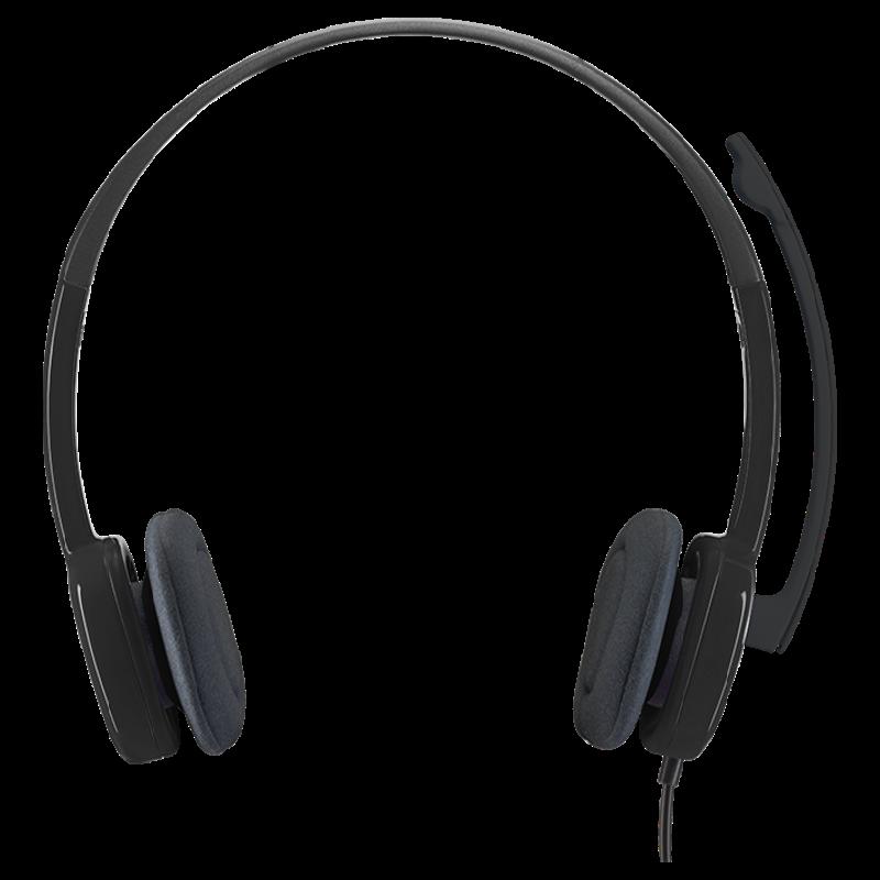 Logitech Stereo Headset H151 (Black)_1