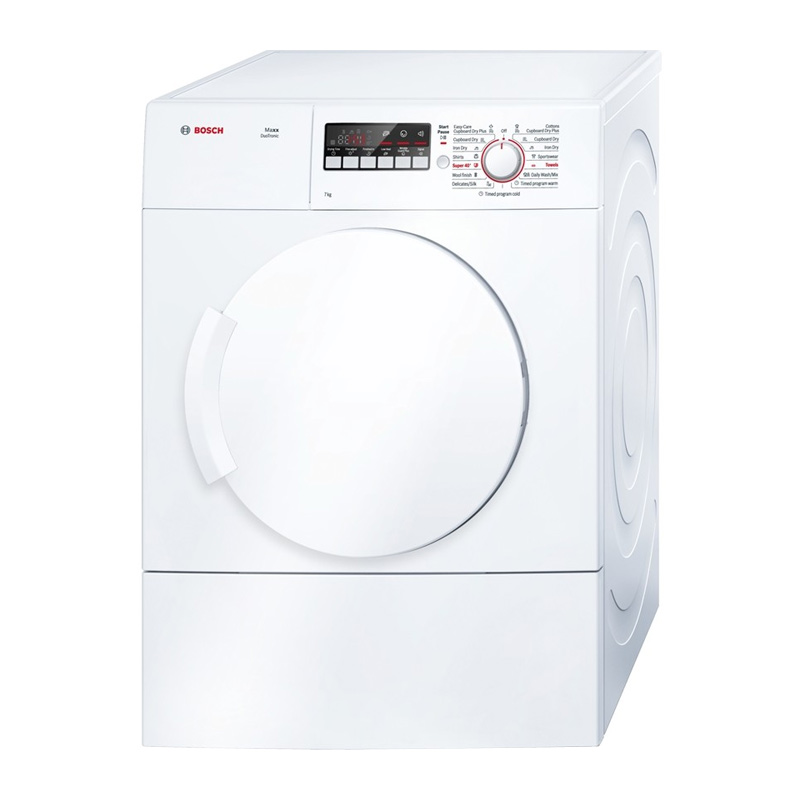Bosch 7Kg Serie 4 Maxx WTA76200IN Vented Tumble Dryer (White)_1