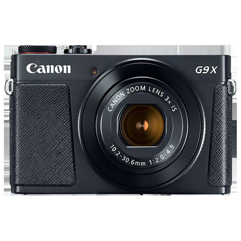 Canon PowerShot 20.2 MP Digital Camera (G9 X Mark II, Black)_1