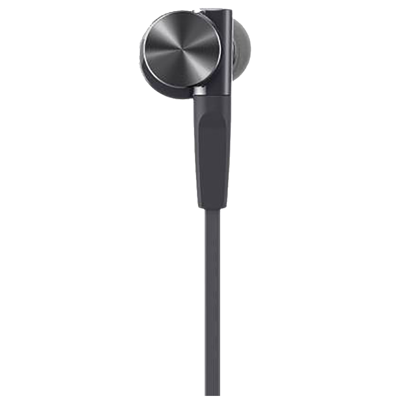 Sony In-Ear Wired Earphones with Mic (MDR-XB75AP, Black)_4