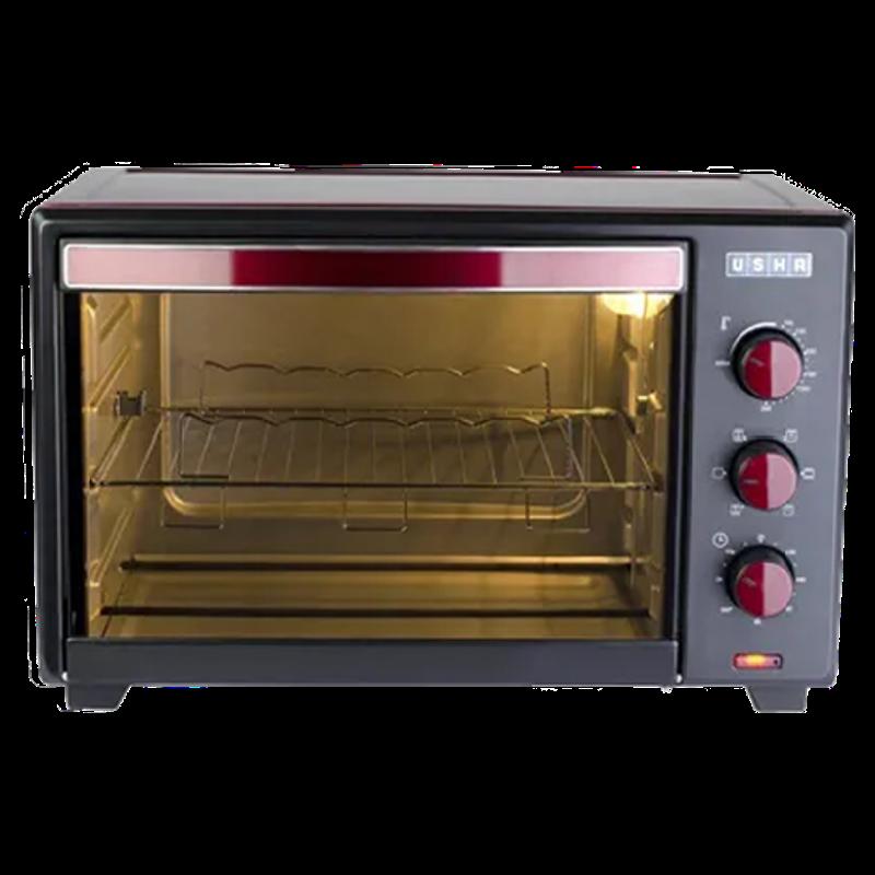 Usha OTG 3635RC 35 Litres Oven Toaster Grill (Black)