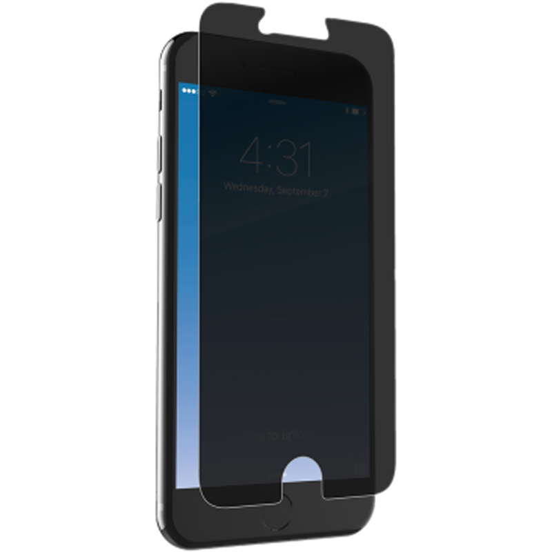 Brilyant Invisible Shield Glass + Privacy Screen for Apple iPhone 7 (CZAP7PS, Transparent)_1