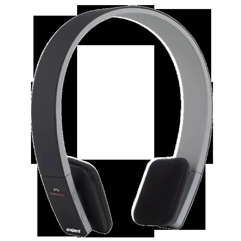 Envent BoomBud ET-BTHD001-BK Bluetooth Headphones (Black)_1
