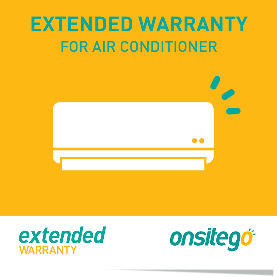 Onsitego 3 Year Extended Warranty for Window AC (Rs.10,000 - Rs.22,000)_1
