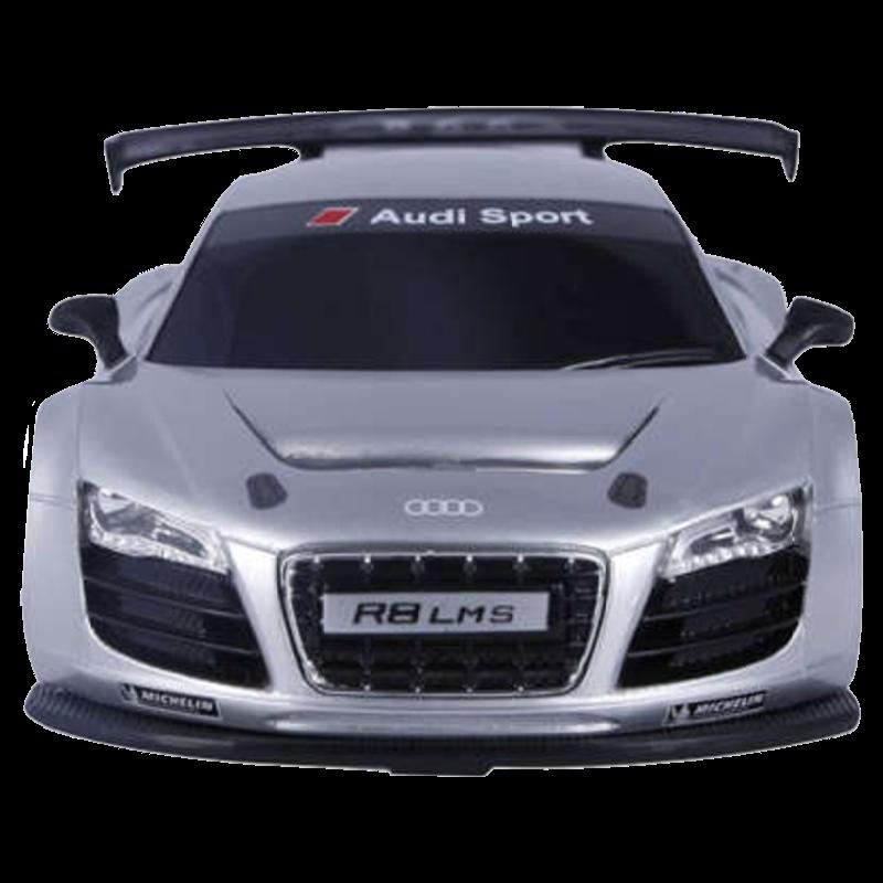 Rastar Audi R8 1:24 Remote Controlled Car (SW-587, Silver)_1