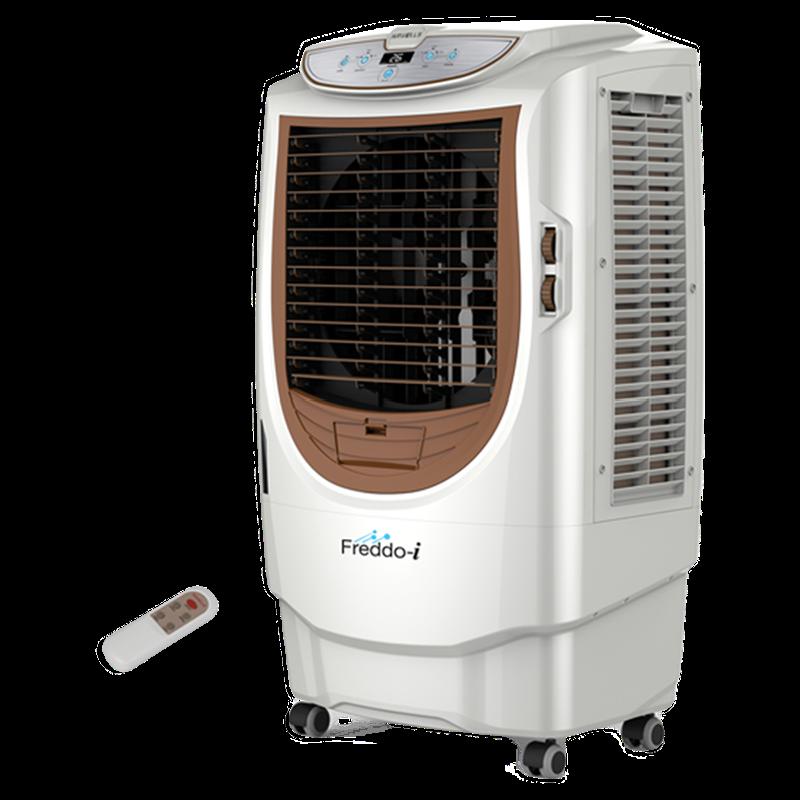 Havells 70 Litres Desert Air Cooler (Freddo I, White)_1