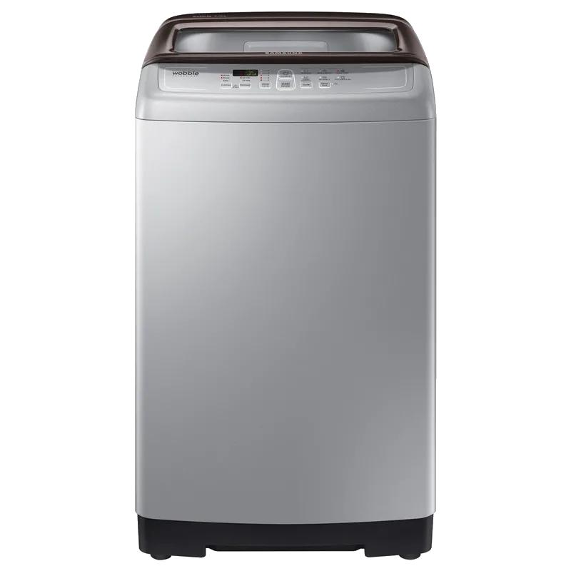 Samsung 6 kg Fully Automatic Top Loading Washing Machine (WA60M4300HD/TL, Silver)_1